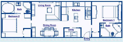 Quot New Ocean Liner 750 Sq Ft Residence At Sea With Two 15 Bedroom House Plan