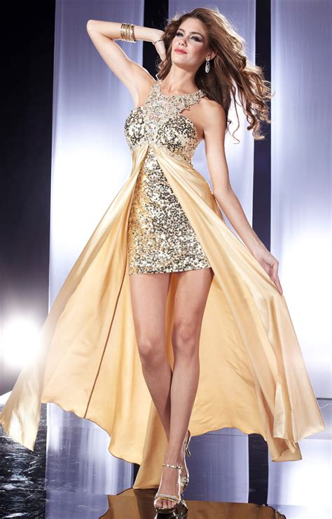 panoply  sparkle  shine prom dress