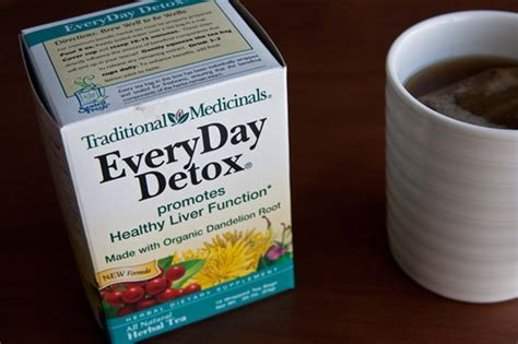 Dak Detox Drink by Detox Day 1 Where To Start Edible Perspective