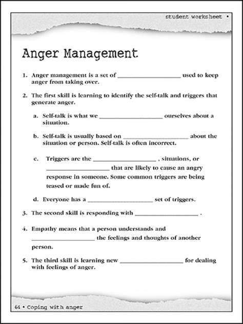 angry bird anger management worksheets worksheet anger management worksheets pdf grass fedjp
