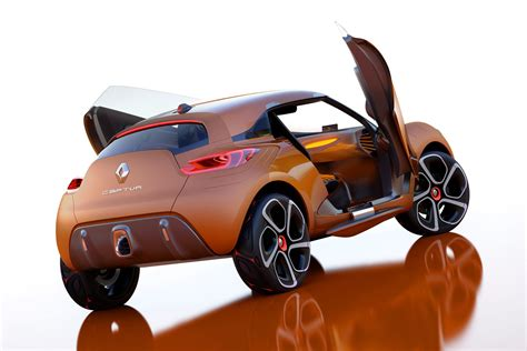 renault captur concept report renault captur to spawn two production models