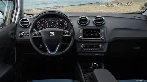 Seat Cupra Interior 2016 Seat Ibiza Interior Hd Wallpaper 51