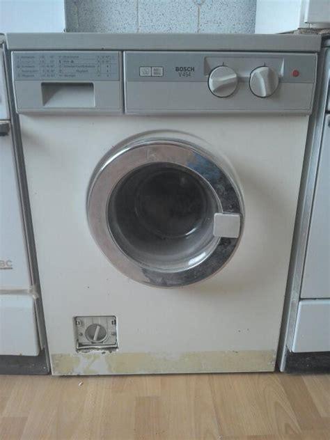 bosch waschmaschine und trockner übereinander stellen waschmaschine bosch v454 in sinsheim waschmaschinen