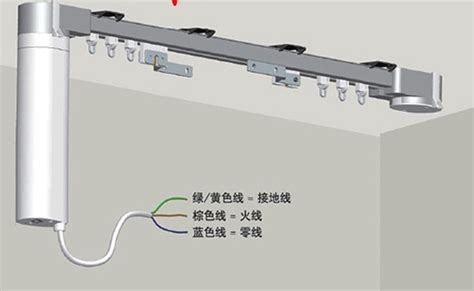 drapery motors popular automatic curtain rail buy cheap automatic curtain