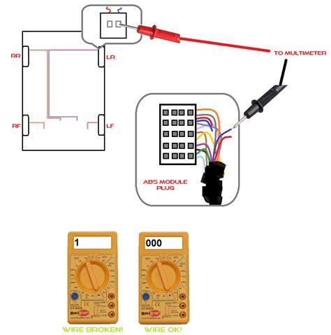 peugeot 307 abs wiring diagram 30 wiring diagram images