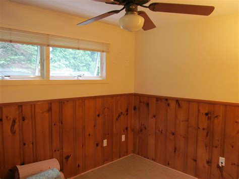 wood paneling makeover planning ideas wood paneling makeover ideas wall