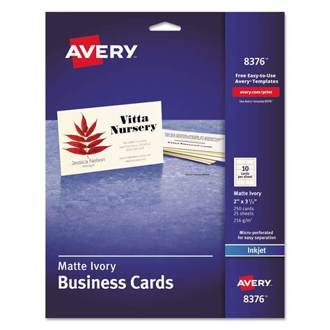 Maco Business Card Template Ml 8550 by Business Cards Usa