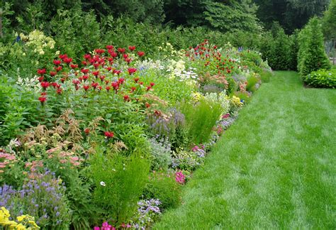 Perennial Flower Gardens Landscape Design Archives Page 3 Of 4 Garden Design Inc
