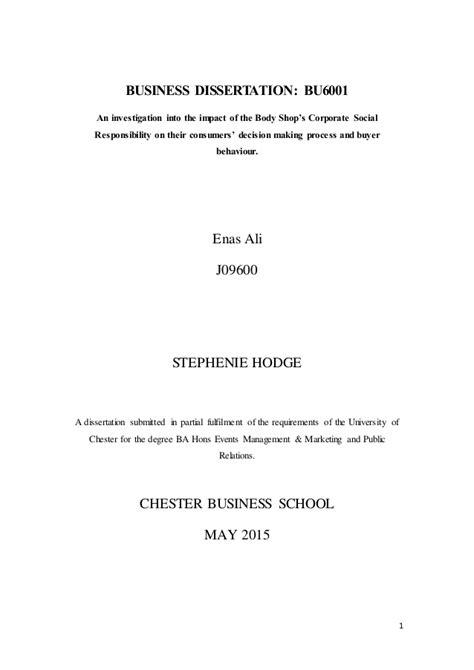 business dissertation business dissertation enas ali