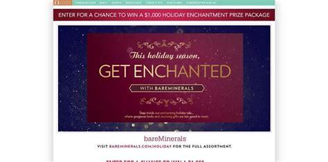 Oprah Magazine Sweepstakes - o the oprah magazine s holiday enchantment sweepstakes omagonline com be