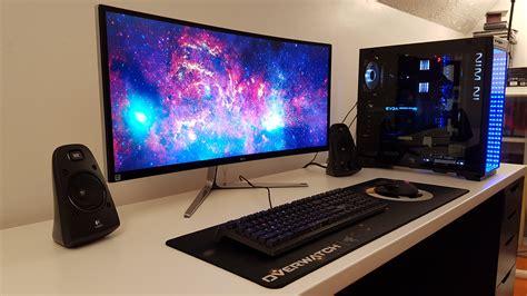 pc setups dream computer setup done bestgamesetups com