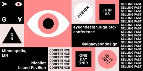 eye on design the first ever aiga eye on design conference is coming to