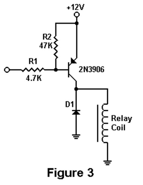 what is pnp diode using transistors as switches