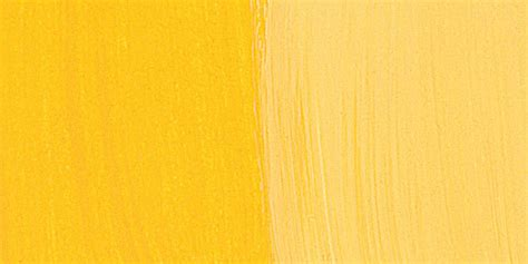 yellow paint swatches