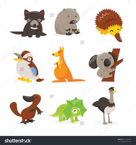 Australian Animals Clipart australian animals clipart clipartsgram