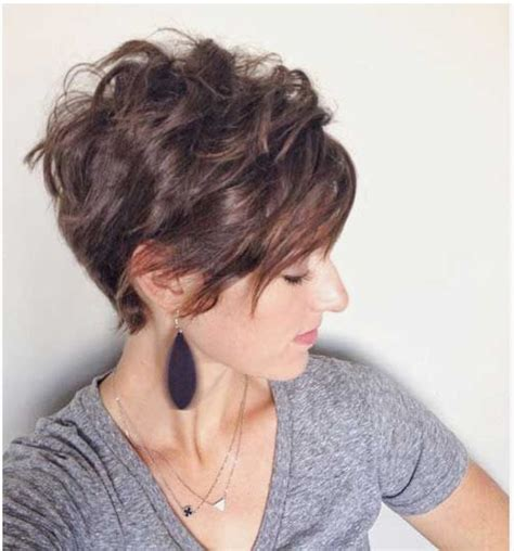 choppy flippy piecy hair 17 best images about kort en halflange kapsels on