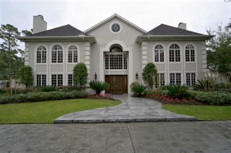 Rockets Legend Yao Ming S House In Houston