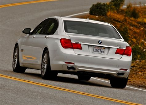 7 To For In 2011 by 2011 Bmw 7 Series Information And Photos Momentcar
