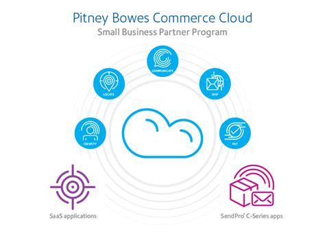 cloud partner program small business partner program pitney bowes