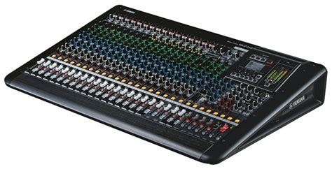 Mixer Yamaha Mgp 24 yamaha mgp32x e mgp24x mixer analogici ziomusic it
