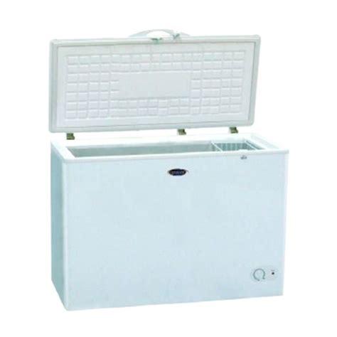 Daftar Freezer Daging jual frigigate f300 freezer box harga kualitas