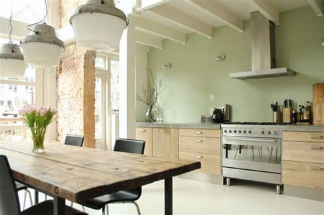 cocinas verdes modernas 35 fotos e ideas de diferentes tonalidades