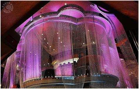 Las Vegas Chandelier The Chandelier Las Vegas Business Industry Photos A Left Eyed View