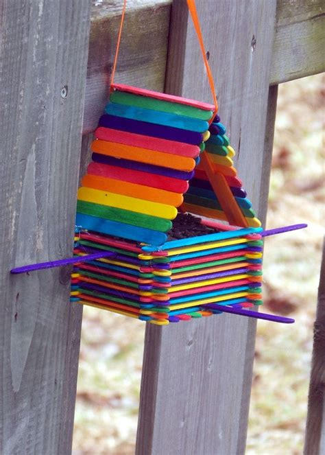 crafts popsicle sticks popsicle stick crafts which so to make