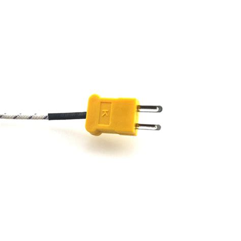 Thermocouple Probe Untuk Thermo Meter jual k type thermocouple probe sensor 20 sd 500 derajat celcius diggyshop