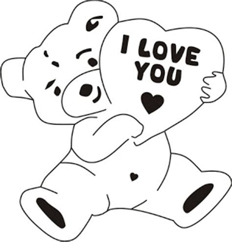 valentines teddy drawing how to draw teddy drawings colorings net