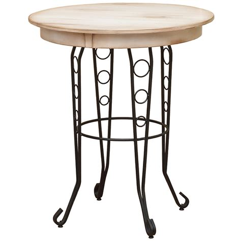 wrought iron pub table wrought iron pub tables images table decoration ideas