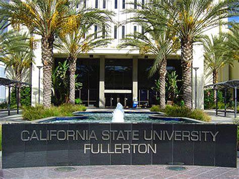 Mba Cal State Fullerton Prompt by учебные заведения сша California State