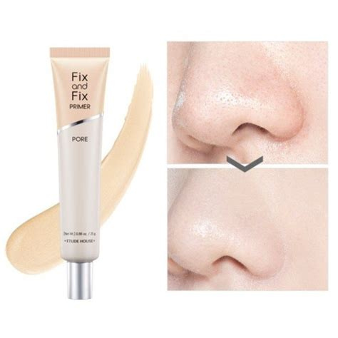Etude Fix And Fix Primer etude house fix fix pore primer korean products