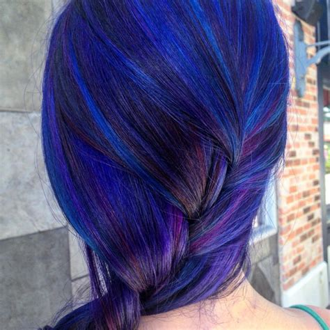 pravana blue hair color hair tagged as pravana vivids blue
