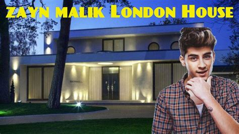 zayn malik house zayn malik london house 2017 youtube