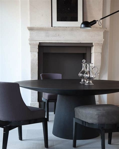black dining room tables 17 best ideas about black dining tables on pinterest