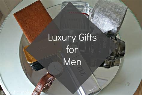 best gift for men top 5 luxury gift ideas for men what laura loves