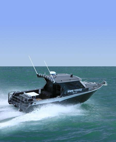 custom jet boat builders white pointer boats custom alloy boat builders