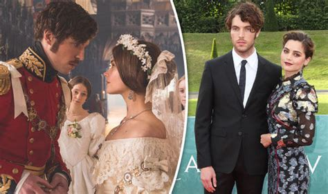 tom hughes death jenna coleman dating victoria co star tom hughes