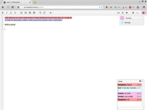 etherpad lite etherpad wiki ubuntu fr