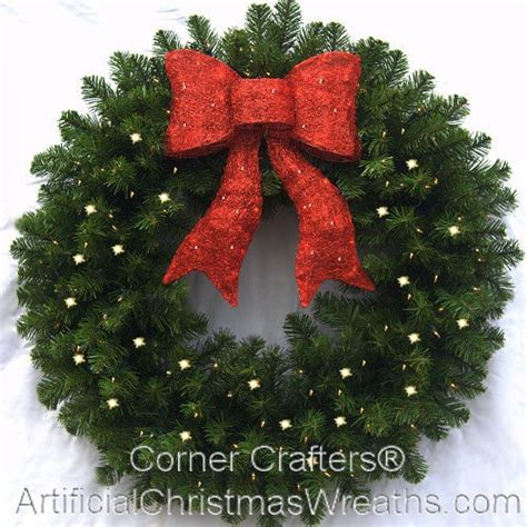 3 foot l e d lighted christmas wreath 2012