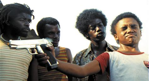 gangster movie in brazil city of god did you see that one