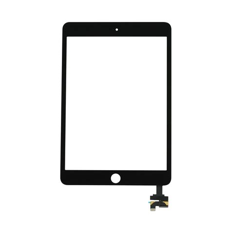 Mini 3 Black mini 3 black touch screen digitizer with ic chip