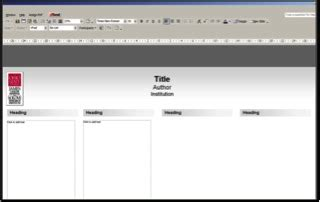 qt tutorial ppt creating posters in microsoft powerpoint health sciences