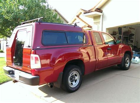 sell used 2007 mitsubishi raider ls ext cab pickup 4dr v6 auto a r e truck cap r racks in