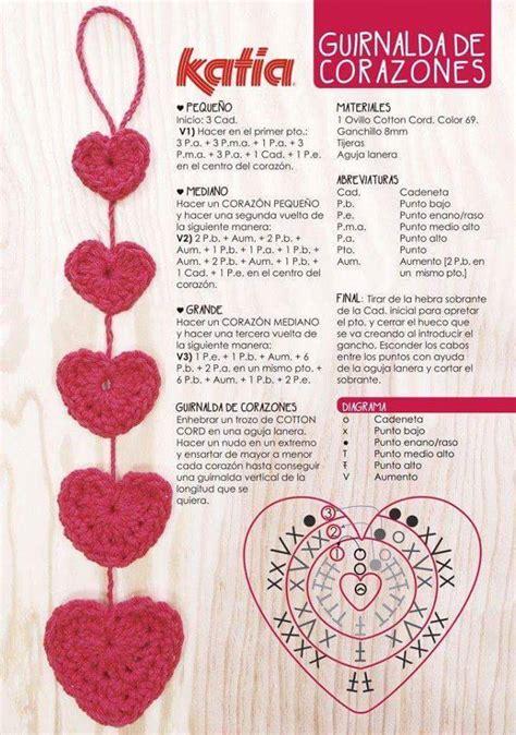 Heart Pattern Lyrics English | heart crochet patterns beautiful crochet patterns and