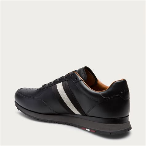 bally sneakers mens bally sneakers shoes in black for lyst