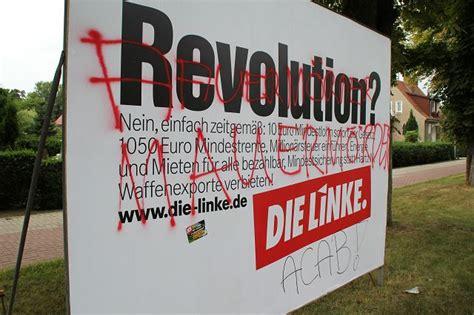 Aufkleber Gegen Cdu by Archiv 171 Infoportal F 252 R Antifaschistische Kultur Und