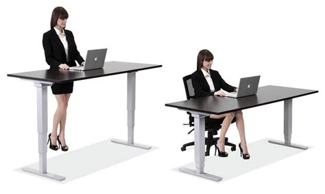 Stand Up Desks By Office Source Coe Furniture Stand Up Office Desk