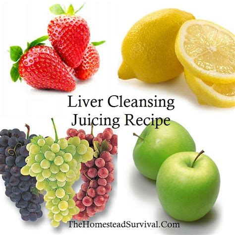 How To Detox The Liver With Lemon by Supposedly A Liver Cleansing Juicing Recipe Lemon Juice